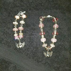 Jewelry - Pandora like bracelets